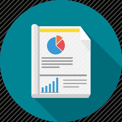 analysis, analytics, business, financial, graph, report, statistics icon