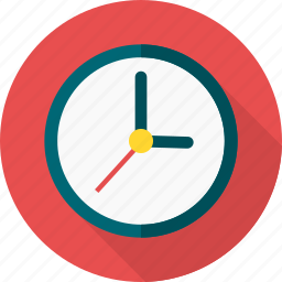alarm, business, clock, schedule, time, timer, watch icon