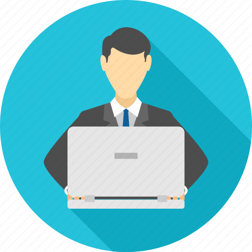 business, businessman, employee, male, man, person, profile icon