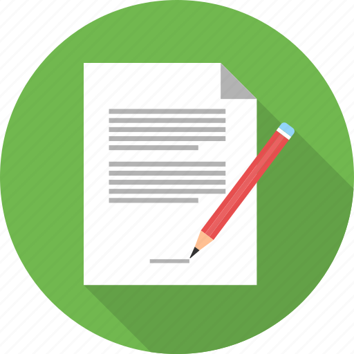 agreement, business, contract, document, paper, sign, signature icon