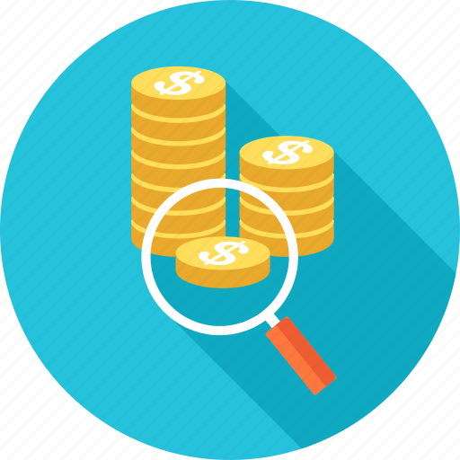 bank, business, cash, coin, finance, money, payment icon