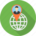 client, country, gps, location, map, navigation, world