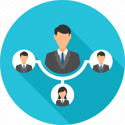 business, group, manager, marketing, office, team icon