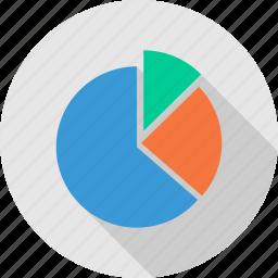 bar, business, chart, diagram, graph, pie, presentation icon