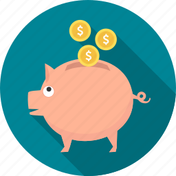 budget, finance, fund, funds, savings icon