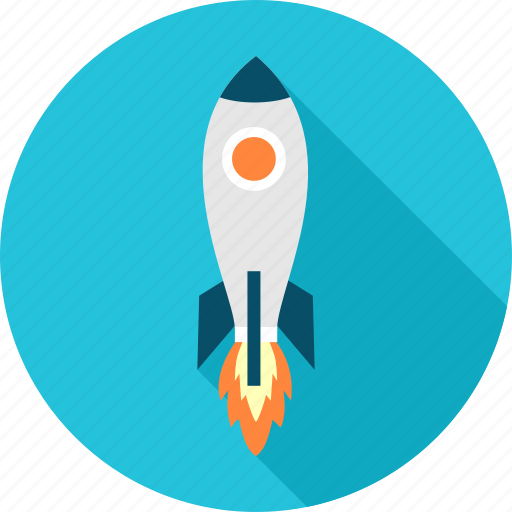 business, business grow, launch, start up icon