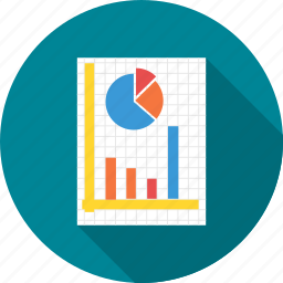 analysis, business, chart, diagram, graph, report, statistics icon