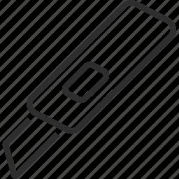 knife, stationery icon
