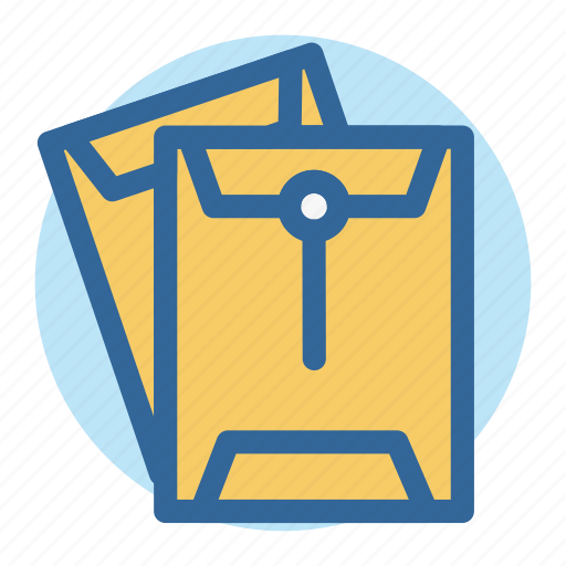 document, documents, envelope, letter, office, room, work icon