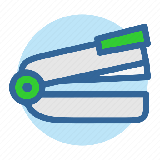office, room, stationery, steapless, strapless, tool, work icon