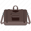 case, bag, briefcase, office