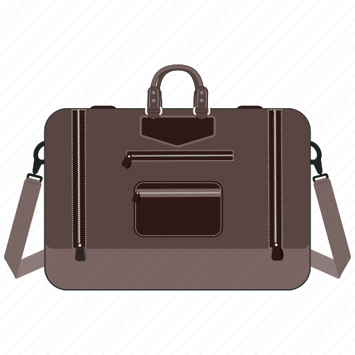 bag, briefcase, case, office icon