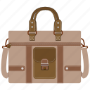 bag, case, office, portfolio icon