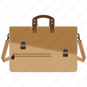 bag, briefcase, case, office icon