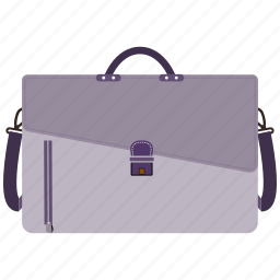 bag, briefcase, business bag icon