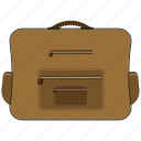 bag, business, business case, case, office icon
