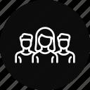 avatar, office, people, profession, team