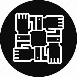 community, contract, deal, handshake, partnership, social, team icon