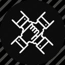 handshake, partnership, people, team, youth