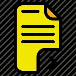 arrow, next, redirect, send icon