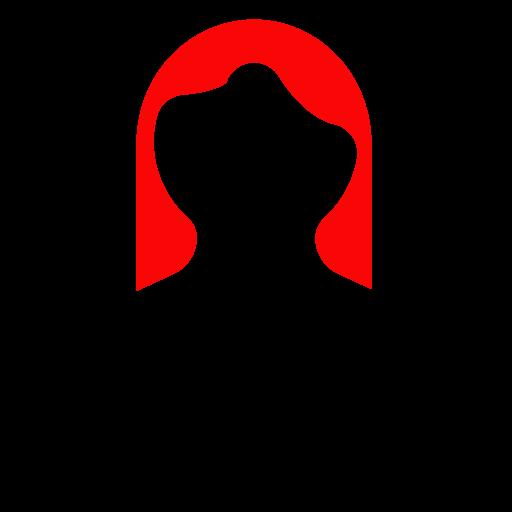 female, person, student, woman icon