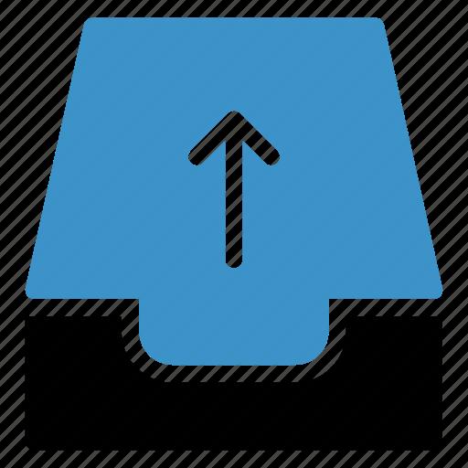 file, message, send, sent icon