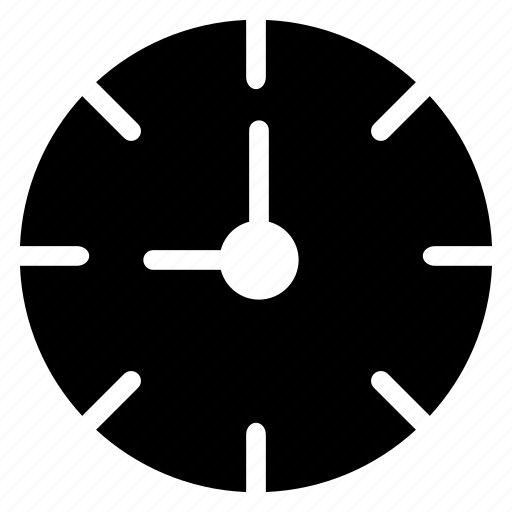 circle, clock, timer, watch icon