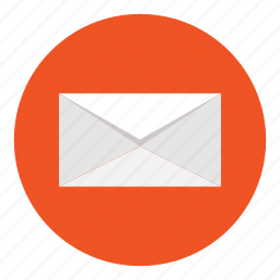 email, envelope, letter, mail, message, office icon