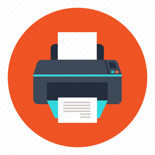 Copy, device, office, paper, print, printer icon - Download on Iconfinder