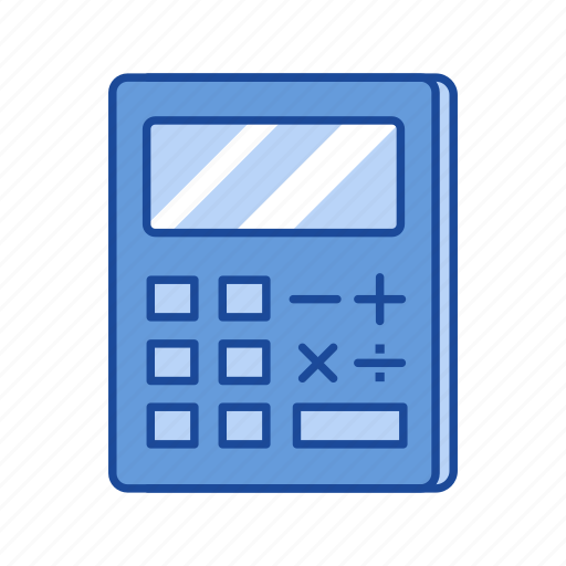 Accounting, calculator, math, numbers icon - Download on Iconfinder