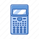 accounting, calculator, math, numbers icon