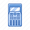 accounting, calculator, mathematics, numbers icon