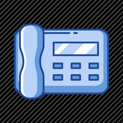 communication, fax, fax machine, message icon