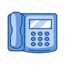 communication, fax machine, send message, telephone icon