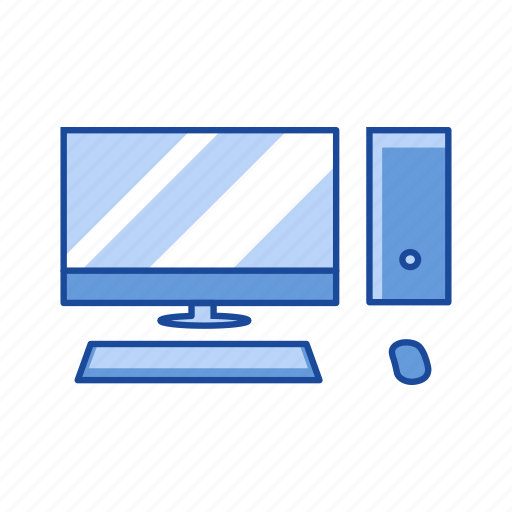 computer, internet, mac, personal computer icon