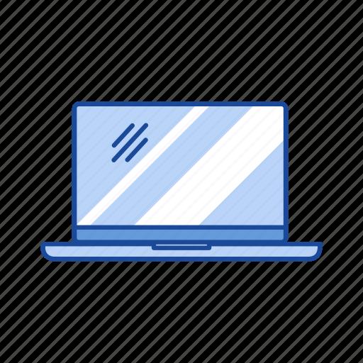 computer, internet, laptop, mac icon