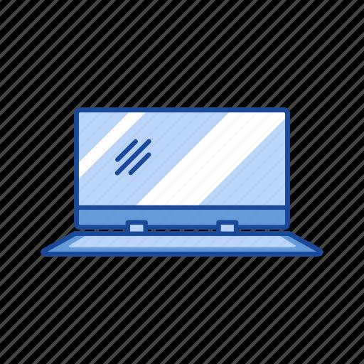 computer, laptop, mac, personal computer icon