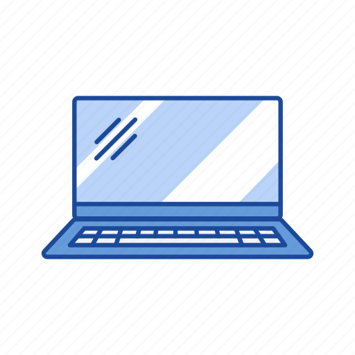 computer, internet, laptop, personal computer icon