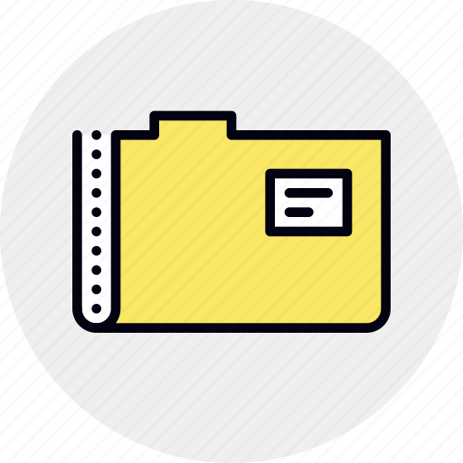 archive, files, folder icon