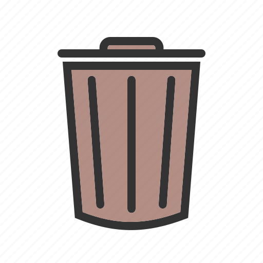 Can, clean, container, dustbin, environment, recycle, waste icon - Download on Iconfinder