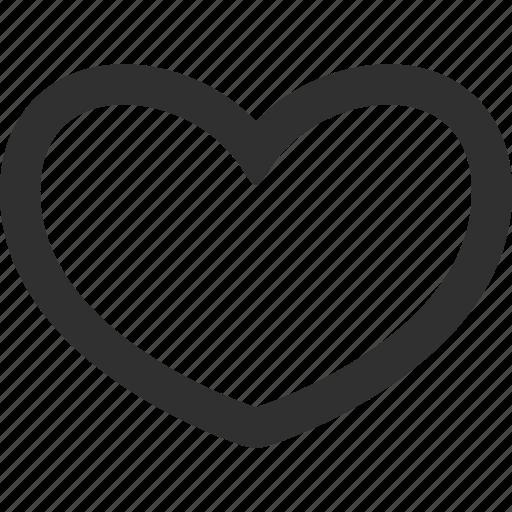 Heart, love, like, bookmark, favorite, favorites, lovely icon - Download on Iconfinder