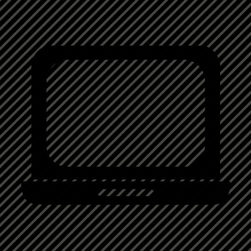 computer, desktop, lap, laptop, monitor, technology, top icon