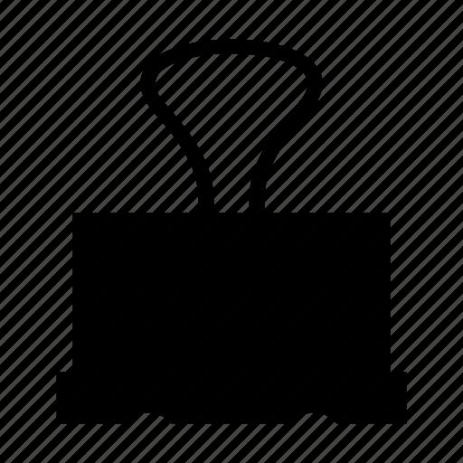 attachment, clip, paper icon