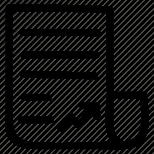 dailynews, news, newspaper, paper icon