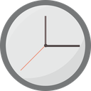 hours, clock, time, wait, watch, schedule icon