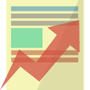 analytics, graph, optimization, report, statistics icon