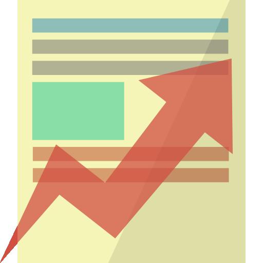 analytics, graph, optimization, report, statistics icon