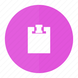 exampad, letterpad, notepad, writedownpad, writingpad icon