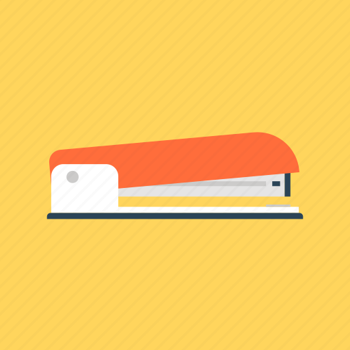 equipment, office, paper, school, stapler, supplies, tool icon