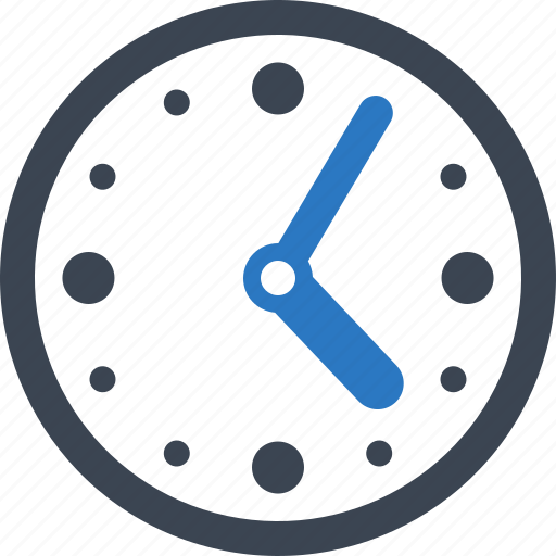 clock, time management, timing icon